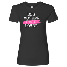 Load image into Gallery viewer, Rosé Lover Women's Shirt - M&W CANINE SHOP