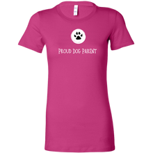 Load image into Gallery viewer, Dog Parent Women's Shirt