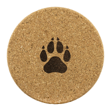 Load image into Gallery viewer, Dog Paw Coasters