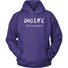 Load image into Gallery viewer, Dog Life Lifestyle Unisex Hoodie
