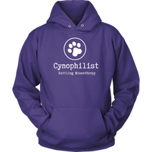 Load image into Gallery viewer, Cynophilist Unisex Hoodie