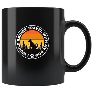 Travel With Dog Mug