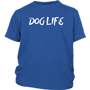 Dog Life Kids Shirt