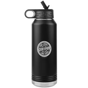 Certified Dog Love Tumbler 32oz
