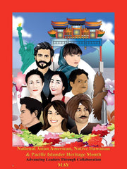 Asian Americans Pacific Islanders Posters