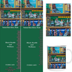Black History Bookmarks, Buttons, Mugs and Magnets