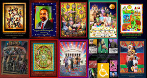 2015 Diversity Store Poster Set of 10 (10posters) - GSA