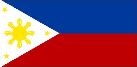 Philipines  Flags ..OM -  DiversityStore.Com®