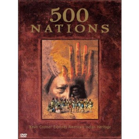 Item# DVD500 500 Nations DVD ..OM