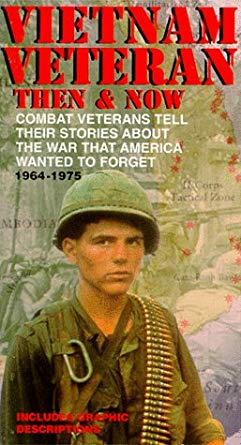 Vietnam Veteran- Then and Now Video ..OM -  DiversityStore.Com®