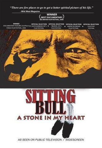 Sitting Bull: Stone in My Heart DVD ..OM