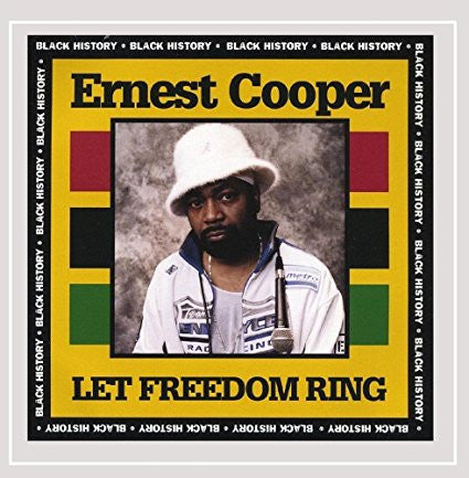 Let Freedom Ring [Explicit] by Ernest Cooper -  DiversityStore.Com®