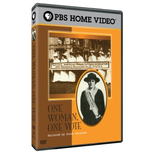 Item# AMRX6706 One Woman, One Vote DVD..OM -  DiversityStore.Com®
