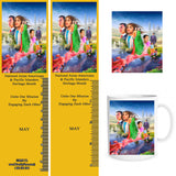 Item# AP19 Buttons, Bookmarks, Magnets, Key Chains & Mugs ..OM -  DiversityStore.Com®