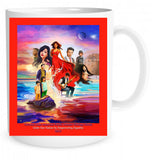 Item# AP20 Buttons, Bookmarks, Magnets, Key Chains & Mugs ..OM -  DiversityStore.Com®