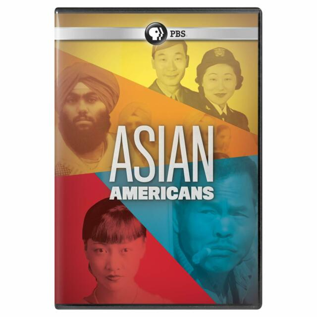 Pre- order Only ships August 15, 2020 Item# AADVD Asian Americans -  DiversityStore.Com®