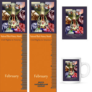 Item# B14K (Mandela)Bookmarks, Buttons, Magnets, Mugs & Key Chains ..OM -  DiversityStore.Com®