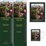 Item# B18AK Bookmarks, Mugs, Buttons and Magnets ..OM -  DiversityStore.Com®