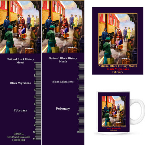 Item# B19K Bookmarks, Mugs, Buttons and Magnets ..OM -  DiversityStore.Com®