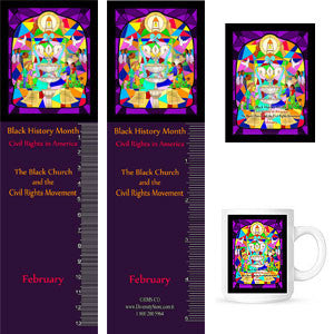 Item# B14BCK Bookmarks, Buttons, Magnets, Mugs & Key Chains ..OM -  DiversityStore.Com®