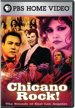 Item# DVD2202 Chicano Rock! - The Sounds of East Los Angeles  .. OM -  DiversityStore.Com®