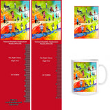 NDEAM 2019 Item# D19K Bookmarks, Buttons, Magnets, Mugs & Key Chains NDEAM 2019 -  DiversityStore.Com®