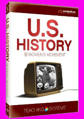 Item: DV3983 The Women's Movement (U.S. History)...OM