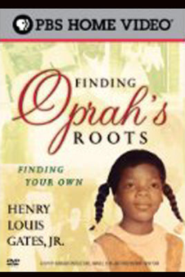 Item# DVDAM223 Finding Oprah's Roots - DVD ..OM