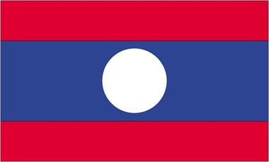 Laos Flags ..OM