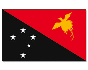 Papua-New Guinea Flags..OM