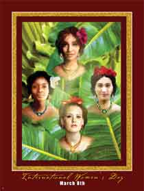 Item#  IW International Women's Day Poster.(GSA)