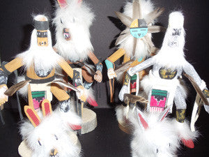 Kachina - Navajo 7-8 inch tall Removable Mask Price $39.95