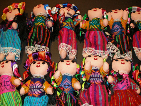 Item# MX41 Assorted Display Dolls $12.95 each - OM