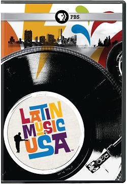 Latin Music USA - Five Decades of Latin Rhythms
