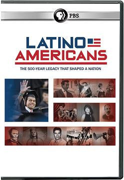 Item# DVDLT600 Latino Americans - The 500 Years Legacy  .. OM -  DiversityStore.Com®