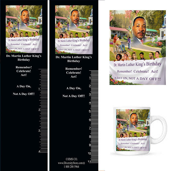 Dr Martin Luther King Jr Posters Bookmarks Mugs And Magnets