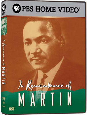 Item# MLKDVD601 In Remembrance of Martin Luther King - DVD ..OM