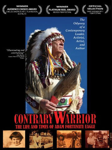 Item# DVDCON Contrary Warrior DVD ..OM