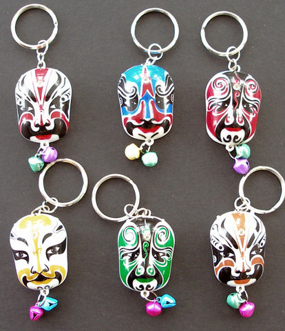 Opera Mask Key Chain .. OM