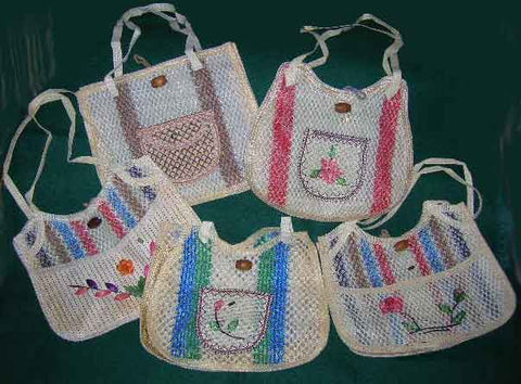 Item# PRBG Assorted Tropical Bags .. OM
