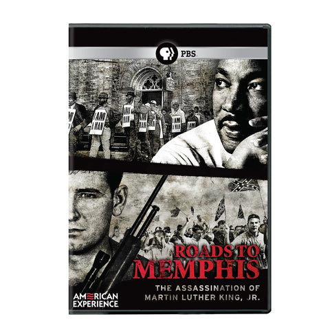 Item# DV207 Martin Luther King Roads to Memphis - ...OM -  DiversityStore.Com®