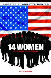 Item# DVDAM632 14 Women Senators - DVD..OM