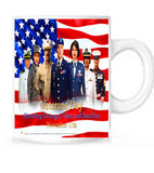 Item: VET18 Veterans Day Magnets & Bookmarks ...OM -  DiversityStore.Com®