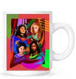 Item# WH17K Magnets, Mugs, Bookmarks & Buttons..OM -  DiversityStore.Com®