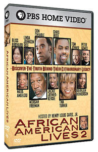 African-Americans Lives Vol 2- DVD