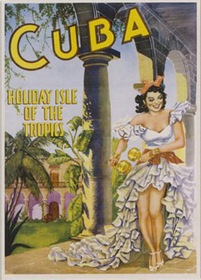Item# C108 Cuban Holiday .. OM