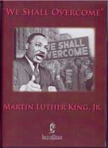 We Shall Overcome Martin Luther King, Jr. - DVD