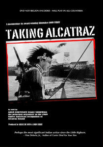 Taking Alcatraz DVD ..OM -  DiversityStore.Com®