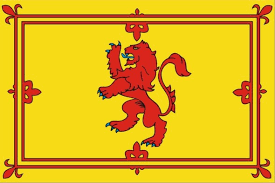 SCOTTISH RAMPANT LION Flags ..OM