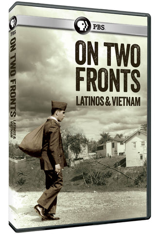 Item: DVTF On Two Fronts Latinos and Vietnam    .. OM